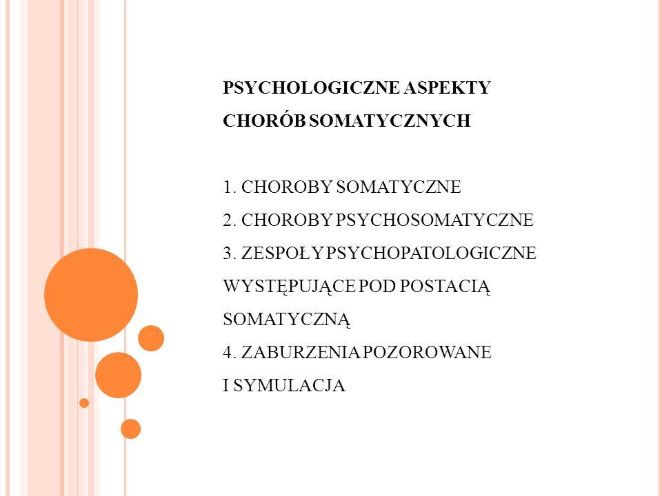 PSYCHOLOGICZNE ASPEKTY