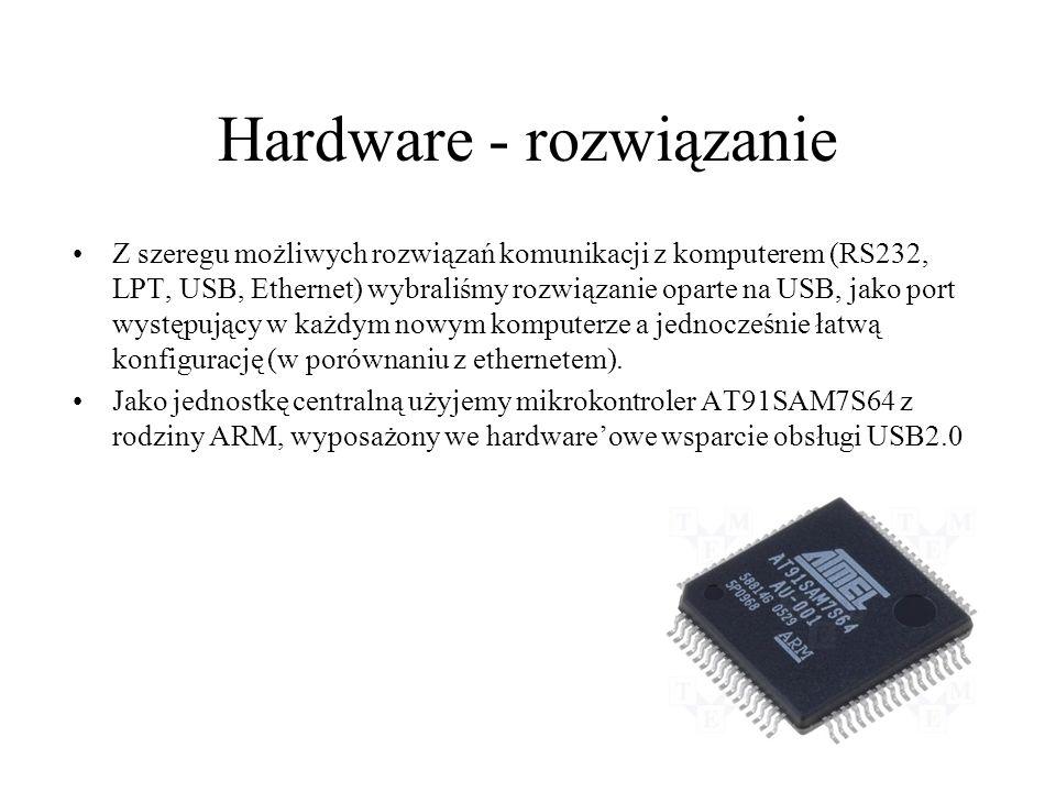 Hardware - rozwiązanie