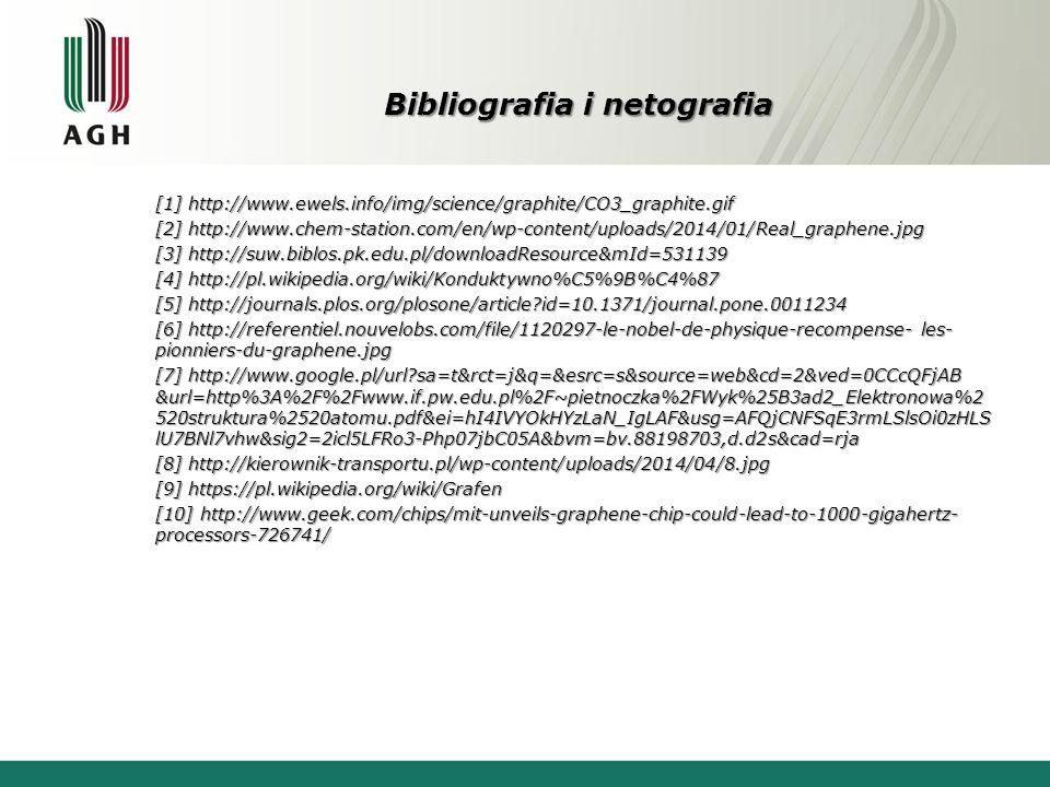 Bibliografia i netografia