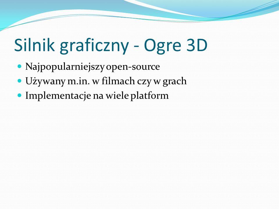 Silnik graficzny - Ogre 3D