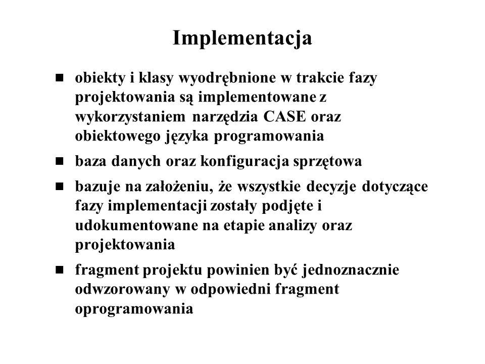 Implementacja