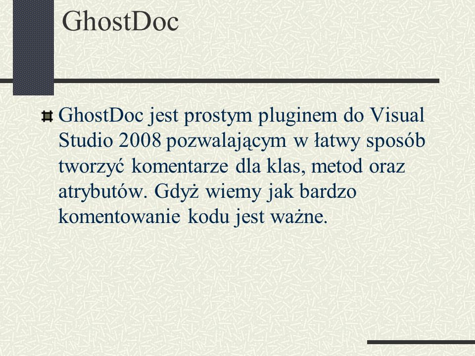 GhostDoc