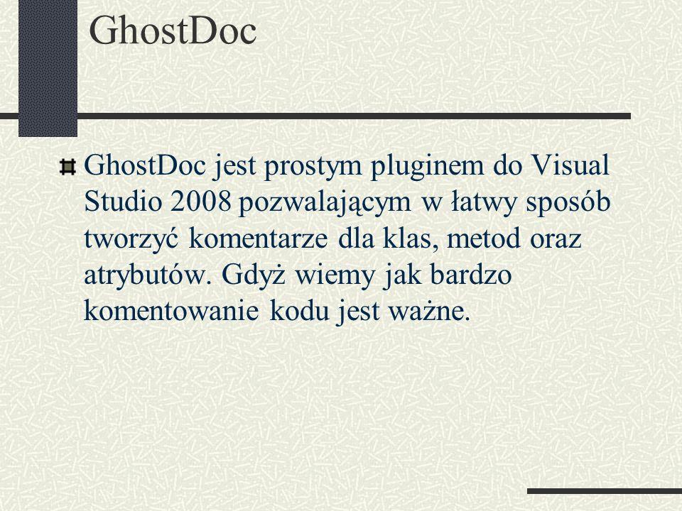 GhostDoc