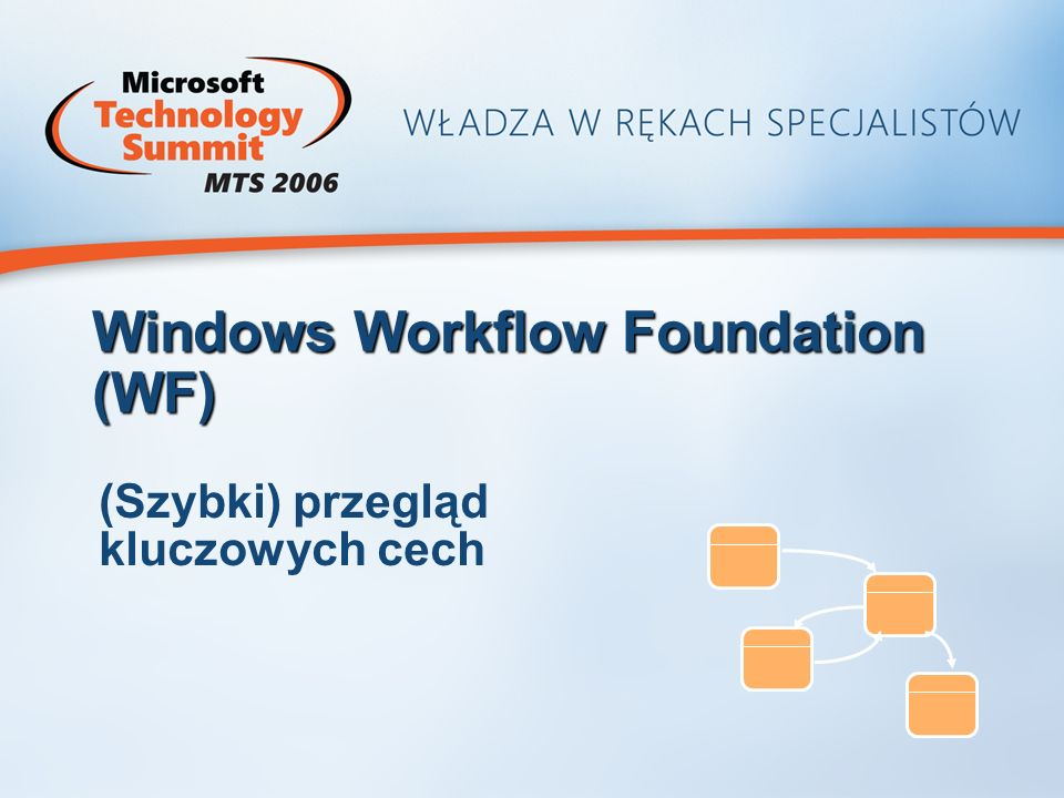 Windows Workflow Foundation (WF)