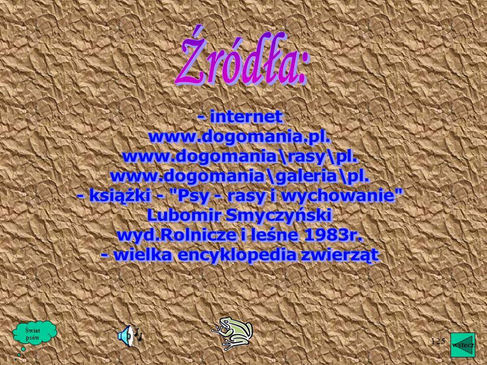 - książki - Psy - rasy i wychowanie - wielka encyklopedia zwierząt