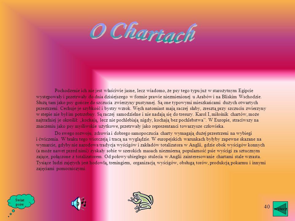 O Chartach