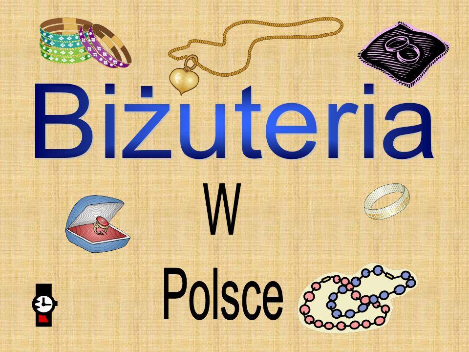 Biżuteria W Polsce