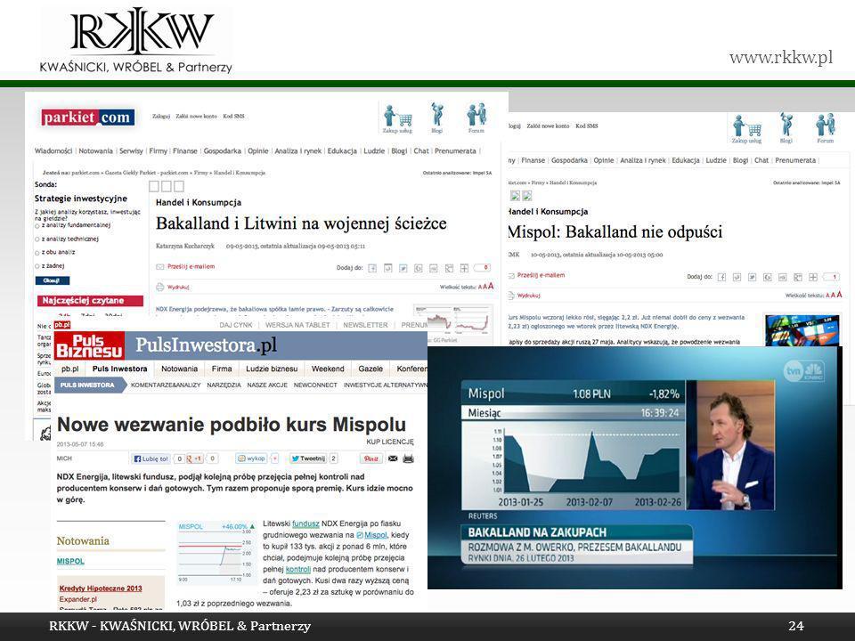 RKKW - KWAŚNICKI, WRÓBEL & Partnerzy