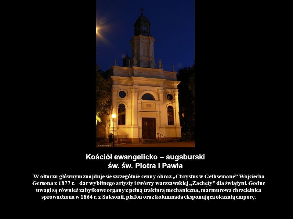 Kościół ewangelicko – augsburski św. św. Piotra i Pawła