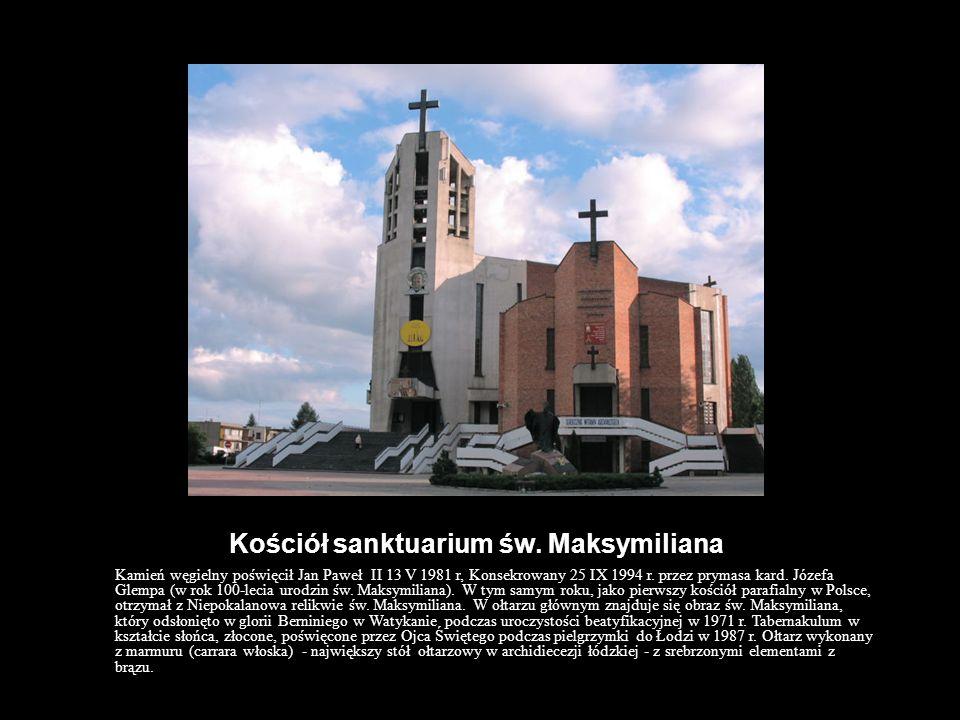 Kościół sanktuarium św. Maksymiliana