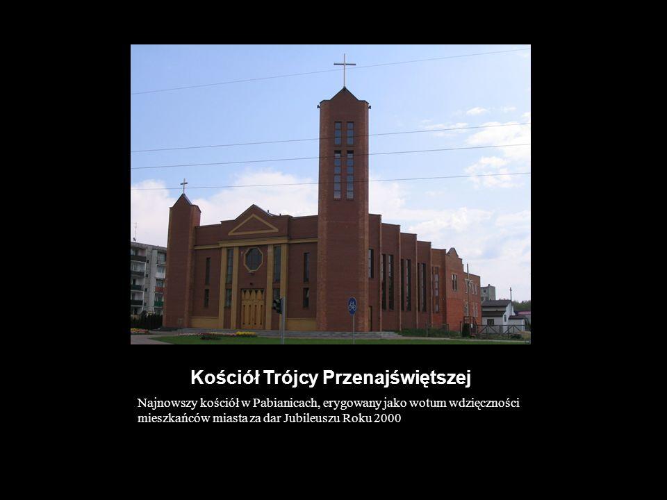 Kościół Trójcy Przenajświętszej