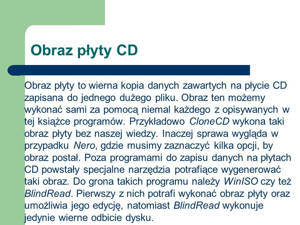 Obraz płyty CD