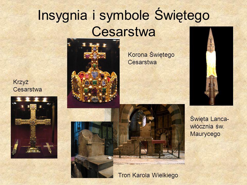Insygnia i symbole Świętego Cesarstwa