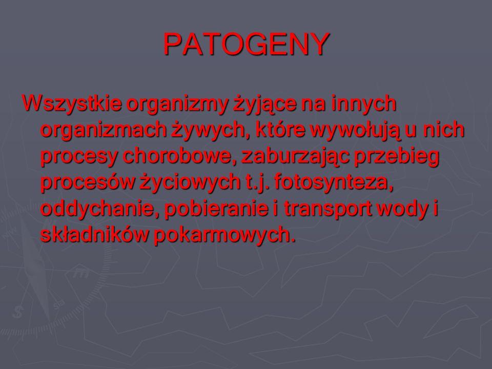 PATOGENY