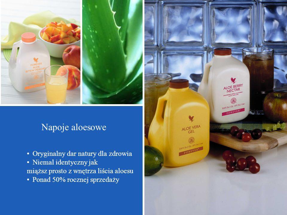 Napoje aloesowe • Oryginalny dar natury dla zdrowia