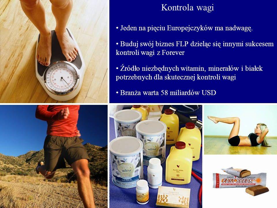 Kontrola wagi • Jeden na pięciu Europejczyków ma nadwagę.