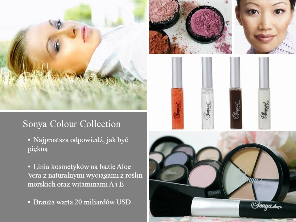 Sonya Colour Collection