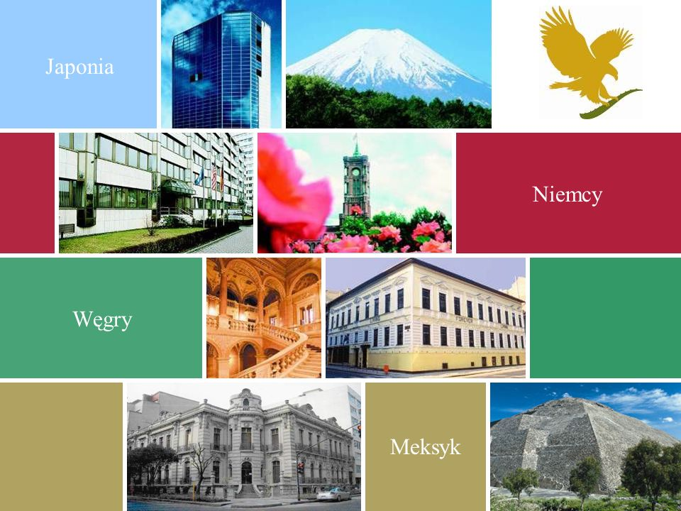 Japonia Niemcy Węgry Meksyk