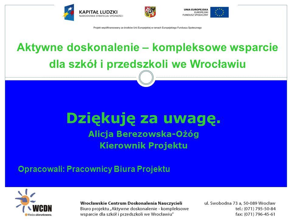 Alicja Berezowska-Ożóg