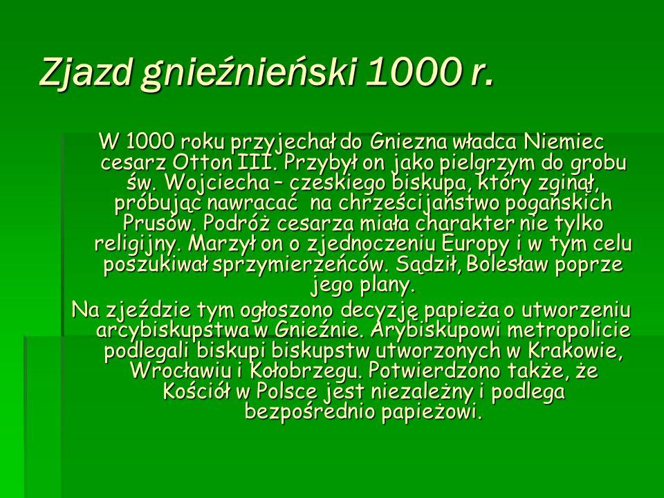 Zjazd gnieźnieński 1000 r.