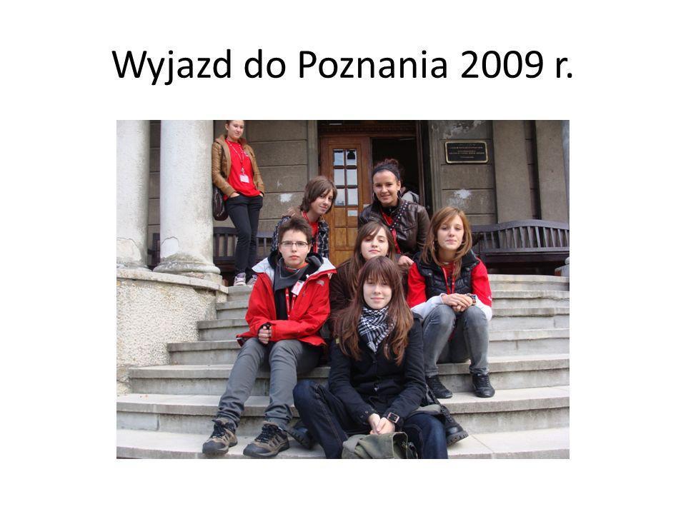 Wyjazd do Poznania 2009 r.