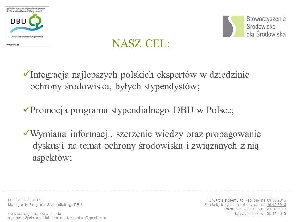NASZ CEL: Integracja najlepszych polskich ekspertów w dziedzinie