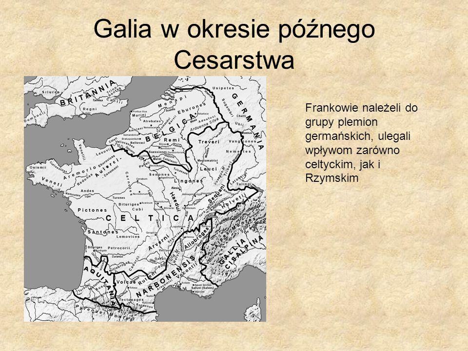 Galia w okresie późnego Cesarstwa