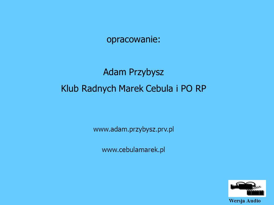 Klub Radnych Marek Cebula i PO RP