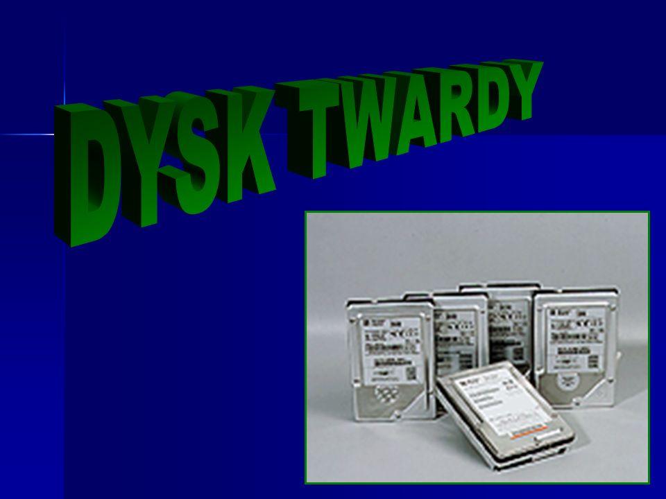 DYSK TWARDY