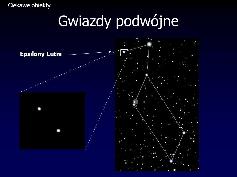 Ciekawe obiekty Gwiazdy podwójne Epsilony Lutni