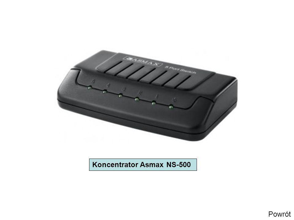 Koncentrator Asmax NS-500