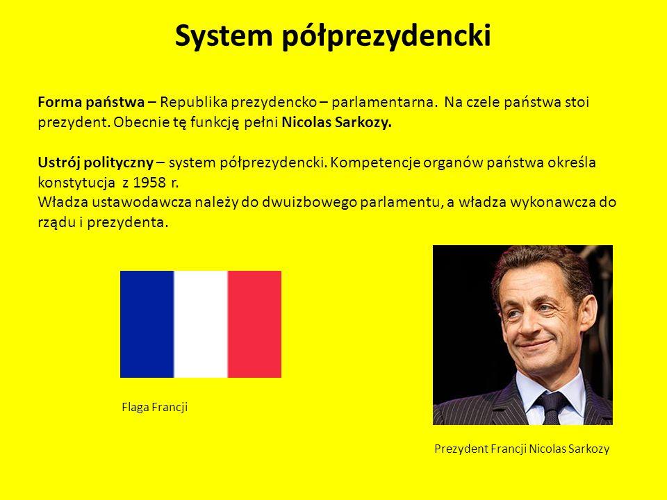 System półprezydencki