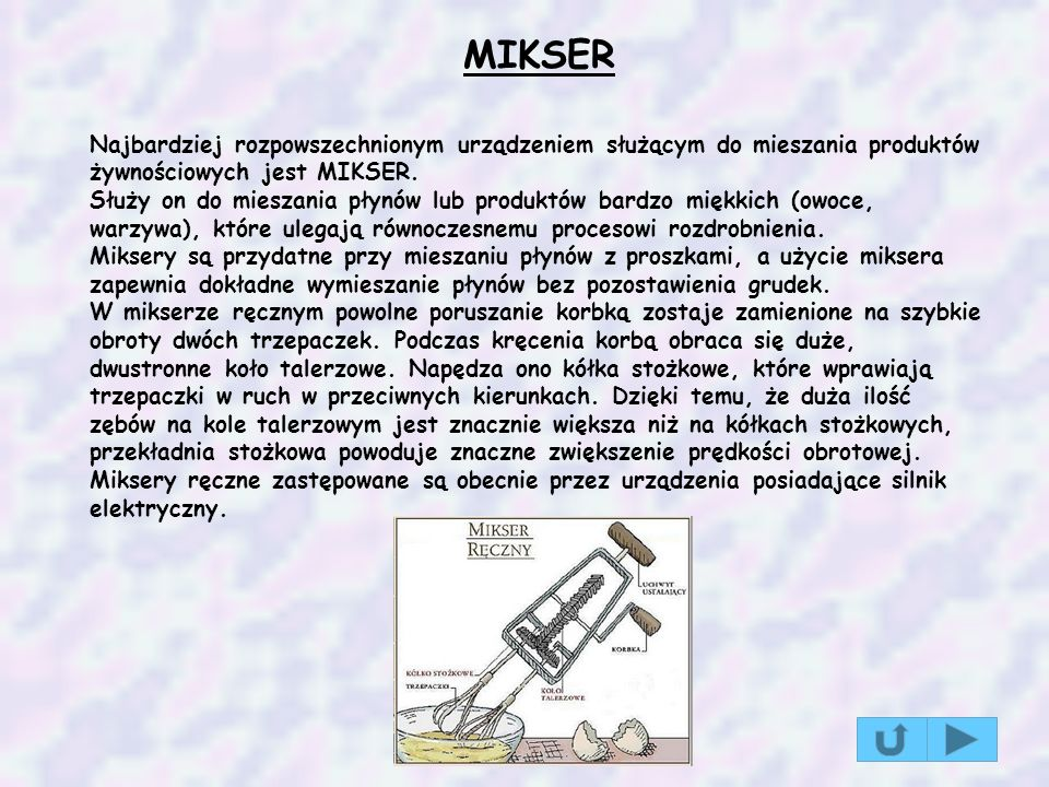 MIKSER