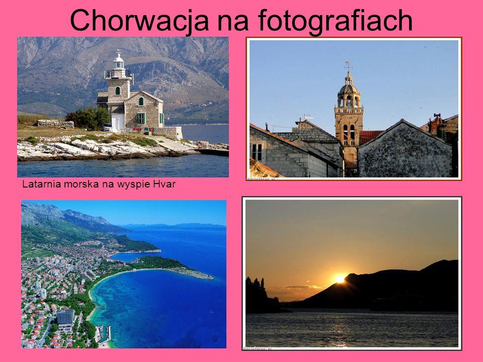 Chorwacja na fotografiach