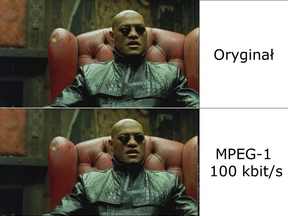 MPEG-1 Oryginał MPEG-1 100 kbit/s 2017-03-26