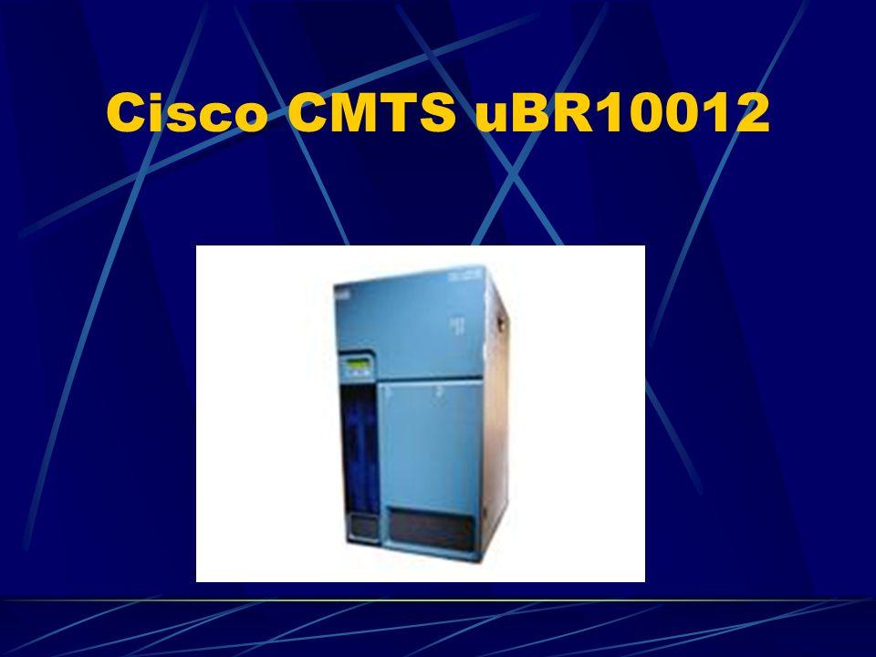 Cisco CMTS uBR10012
