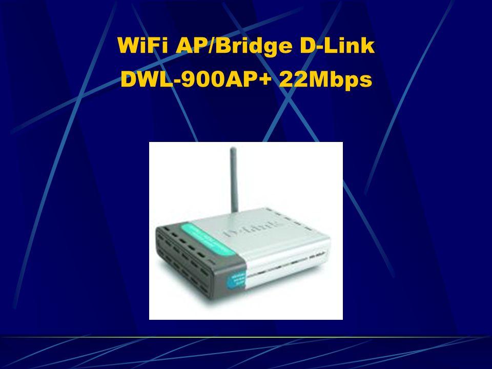 WiFi AP/Bridge D-Link DWL-900AP+ 22Mbps
