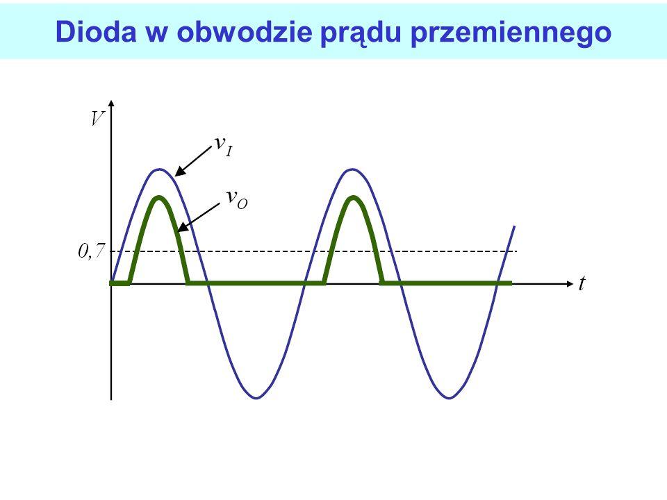 Dioda w obwodzie prądu przemiennego