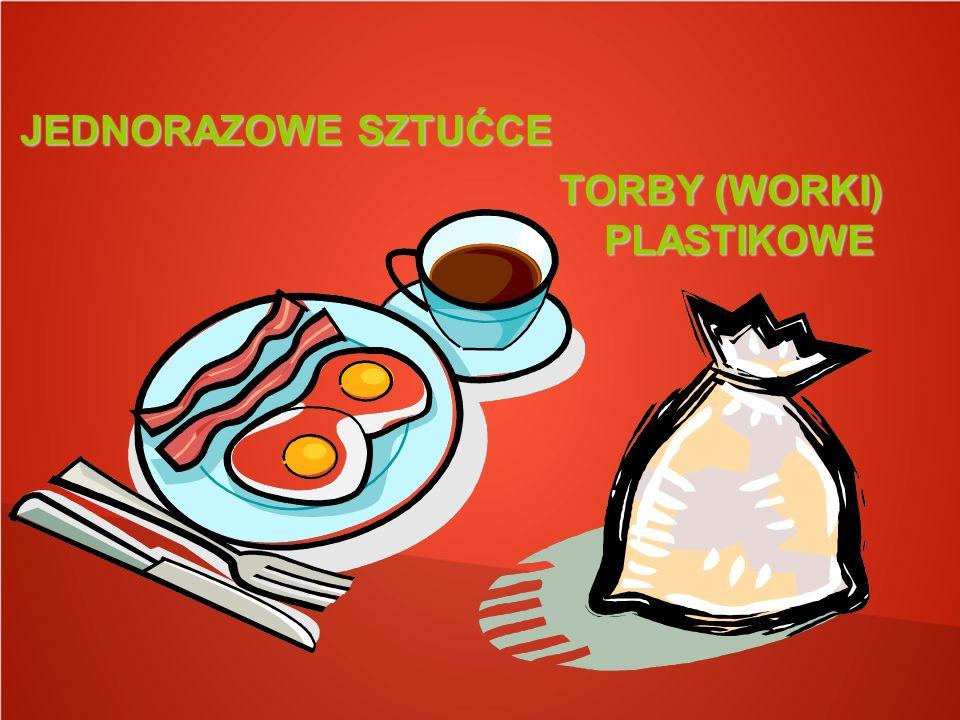 TORBY (WORKI) PLASTIKOWE