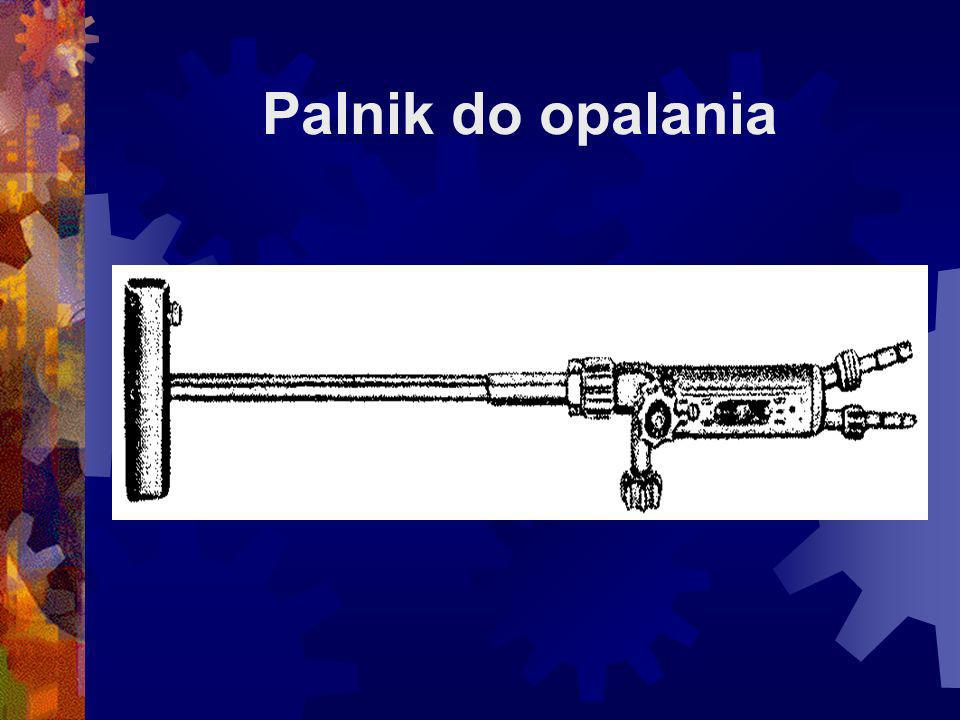 Palnik do opalania