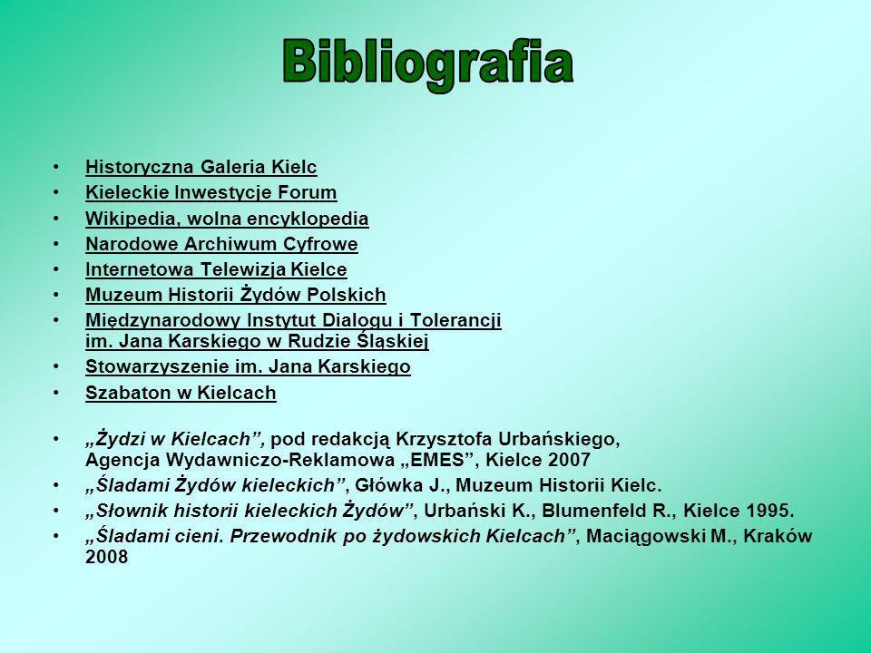 Bibliografia Historyczna Galeria Kielc Kieleckie Inwestycje Forum