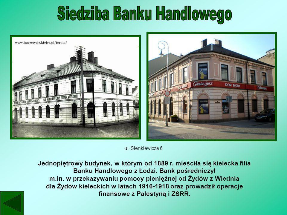 Siedziba Banku Handlowego