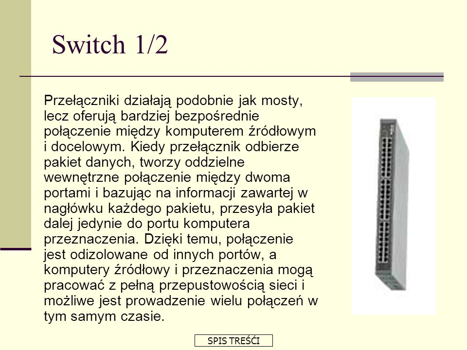 Switch 1/2