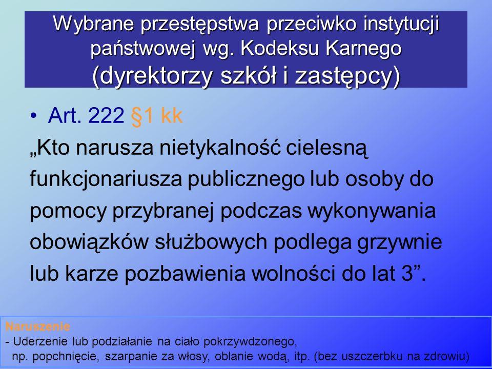 Dyrektorzy Szkoły i Zastępcy!