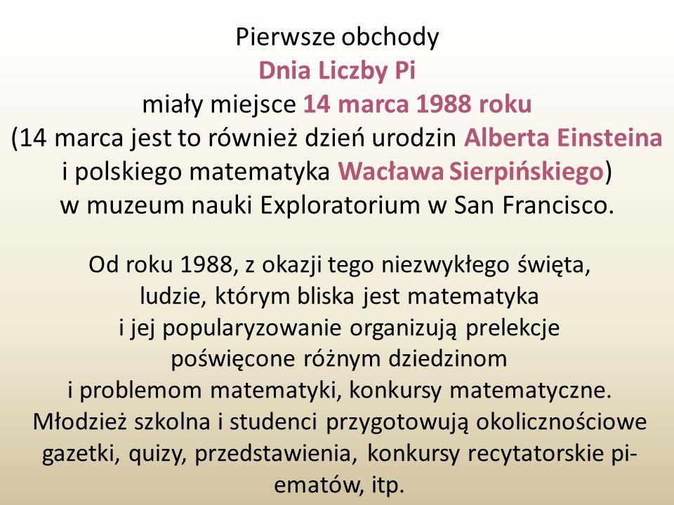 miały miejsce 14 marca 1988 roku