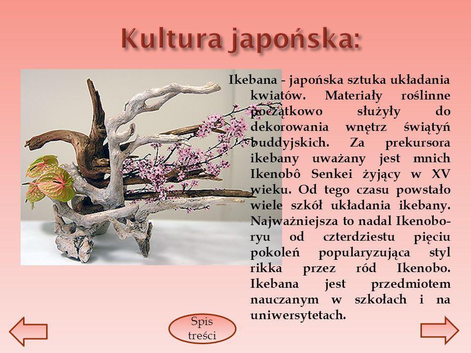 Kultura japońska:
