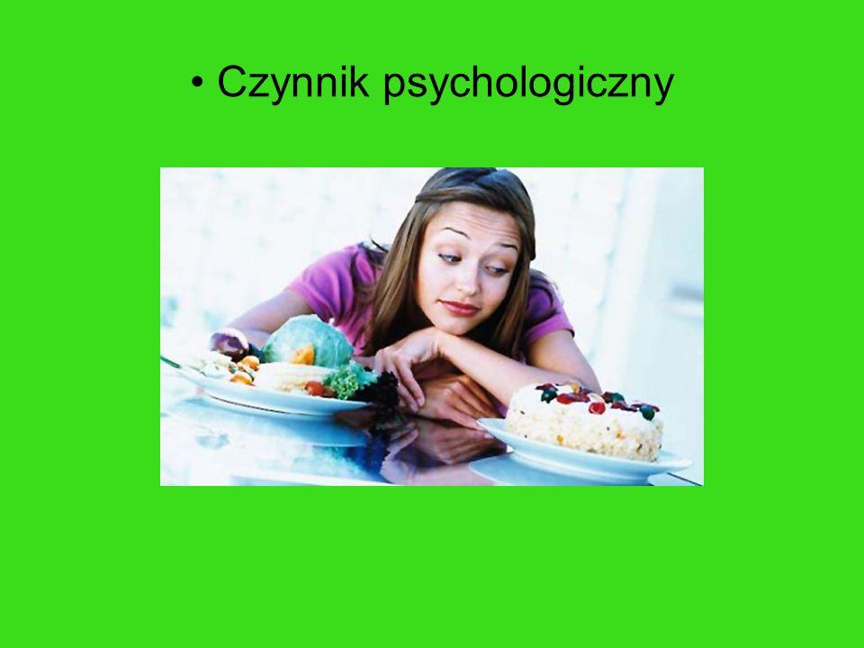 Czynnik psychologiczny