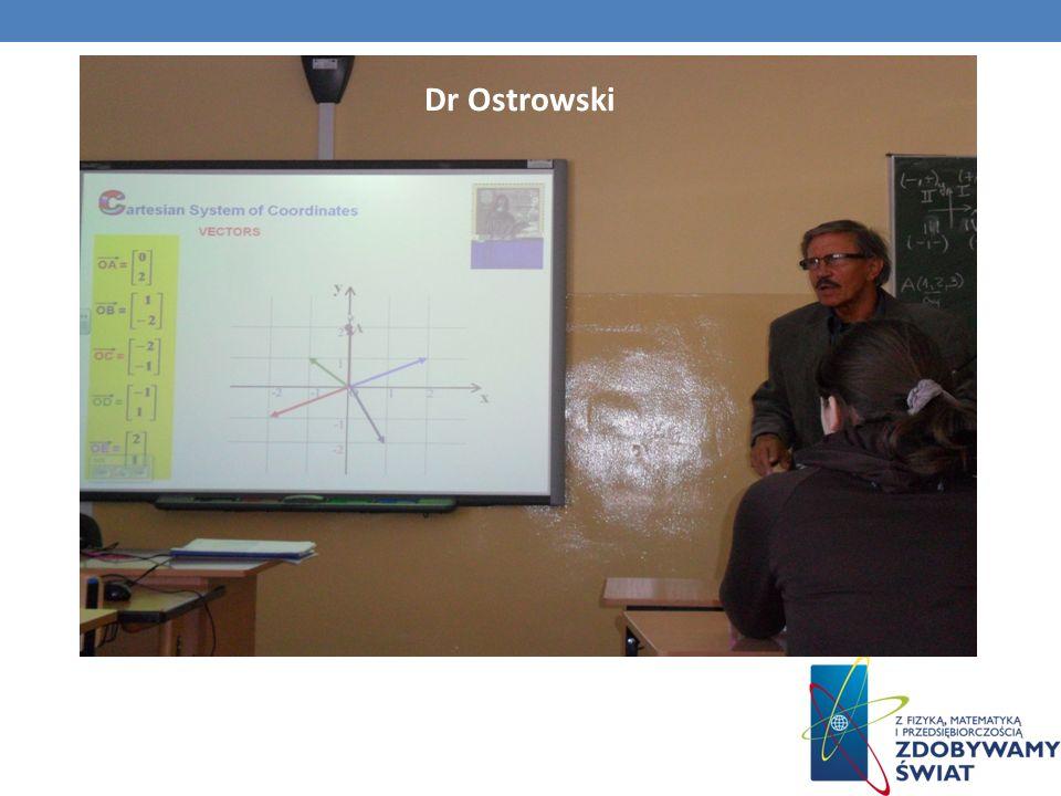 Dr Ostrowski