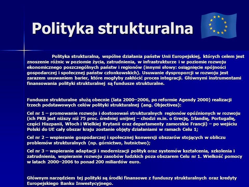 Polityka strukturalna