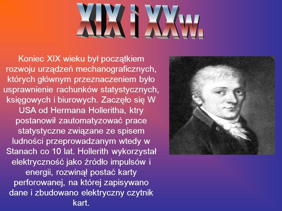 XIX i XXw.